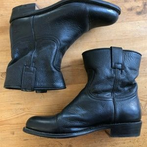 Frye Dorado pull-on boots, great condition